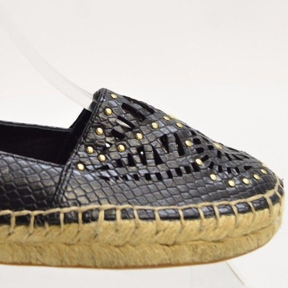 Marc Fisher CALANE Women's Leather ESPADRILLES